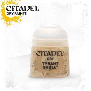 Games Workshop   Citadel Dry Dry: Tyrant Skull - 99189952010 - 5011921027125