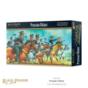 Warlord Games Black Powder  Prussians (Napoleonic) Prussian Uhlans - 302011803 -