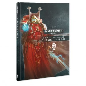 Games Workshop (Direct) Warhammer 40,000  Psychic Awakening Psychic Awakening: Blood of Baal - 60040199106 - 9781788267434