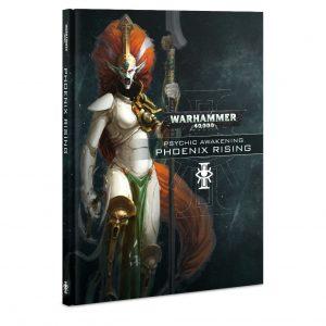 Games Workshop Warhammer 40,000  Psychic Awakening Psychic Awakening: Phoenix Rising - 60040199104 - 9781788267137