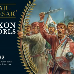 Warlord Games Hail Caesar  The Dark Ages Saxon Ceorls - 102013001 - 5060393704942