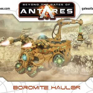 Warlord Games Beyond the Gates of Antares  Boromite Guilds Boromite Hauler - 502412005 - 5060393708711
