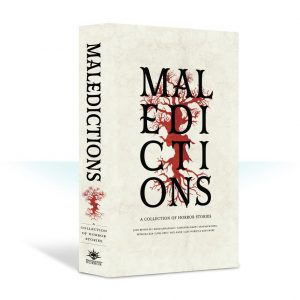 Games Workshop   Warhammer Horror Maledictions: A Horror Anthology (softback) - 60109981010 - 9781784968816