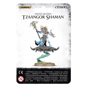 Games Workshop Age of Sigmar  Disciples of Tzeentch Tzeentch Arcanites Tzaangor Shaman - 99070201021 - 5011921077380