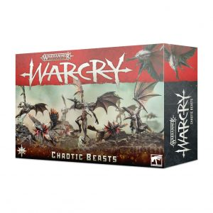Games Workshop Age of Sigmar | Warcry  Warcry Warcry: Chaotic Beasts - 99120216014 - 5011921121687