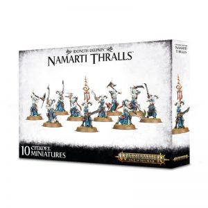 Games Workshop (Direct) Age of Sigmar  Idoneth Deepkin Idoneth Deepkin Namarti Thralls - 99120219011 - 5011921097555