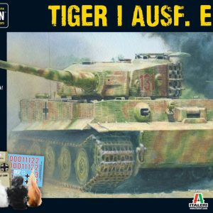 Warlord Games Bolt Action  Germany (BA) Tiger I Ausf. E heavy tank - 402012015 - 5060393700593