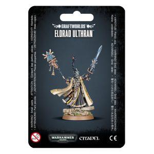 Games Workshop Warhammer 40,000  Craftworlds Eldar Craftworlds Eldrad Ulthran - 99070104006 - 5011921088614