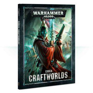 Games Workshop Warhammer 40,000  Craftworlds Eldar Codex: Craftworlds - 60030104011 - 9781788260336