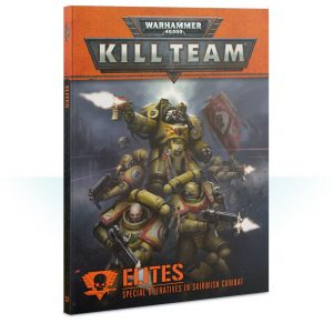 Games Workshop Kill Team  Kill Team Kill Team: Elites - 60040199098 - 9781788264853