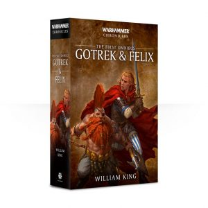 Games Workshop   Warhammer Chronicles Gotrek & Felix: The First Omnibus (paperback) - 60100281220 - 9781784967857
