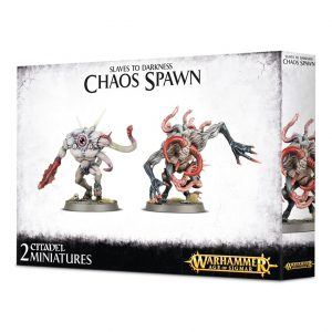 Games Workshop Warhammer 40,000 | Age of Sigmar  Slaves to Darkness Chaos Spawn - 99120201050 - 5011921066841
