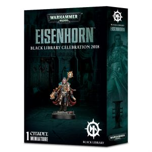 Games Workshop (Direct) Warhammer 40,000  Inquisition Inquisitor Eisenhorn - 99810181001 - 5011921095445