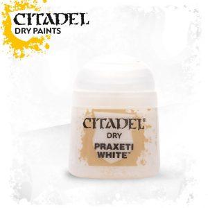 Games Workshop   Citadel Dry Dry: Praxeti White - 99189952004 - 5011921027064
