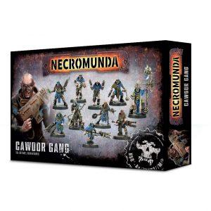 Games Workshop Necromunda  Necromunda Necromunda: Cawdor Gang - 99120599007 - 5011921111510