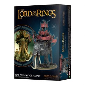 Games Workshop Middle-earth Strategy Battle Game  Evil - Lord of the Rings Lord of The Rings: War Mumak of Harad - 99121466009 - 5011921109210
