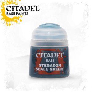 Games Workshop   Citadel Base Base: Stegadon Scale Green - 99189950010 - 5011921026371