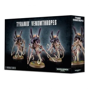 Games Workshop Warhammer 40,000  Tyranids Tyranid Venomthropes / Zoanthropes - 99120106035 - 5011921056415
