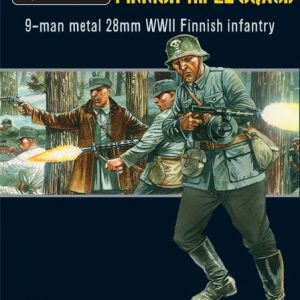 Warlord Games Bolt Action  Finland (BA) Finnish Rifle Squad - WGB-FN-02 - 5060393703204