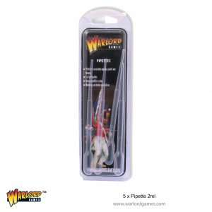 Warlord Games   Warlord Games Tools Pipette 2ml (5) - 843419914 - 5060572504127