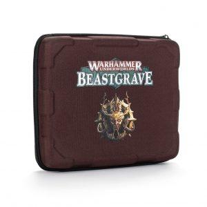 Games Workshop Warhammer Underworlds  Warhammer Underworlds Warhammer Underworlds: Beastgrave Carry Case - 99230799002 - 5011921129201