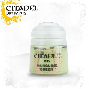 Games Workshop   Citadel Dry Dry: Nurgling Green - 99189952027 - 5011921067299
