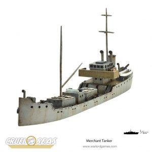 Warlord Games Cruel Seas  Cruel Seas Cruel Seas: Merchant Tanker - 785119003 - 5060572503779