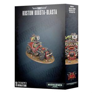 Games Workshop Warhammer 40,000  Orks Kustom Boosta-blasta - 99120103064 - 5011921107995