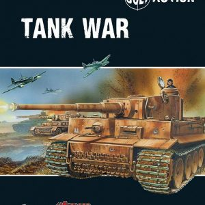 Warlord Games Bolt Action  Bolt Action Books & Accessories Tank War - Bolt Action supplement - 409910026 - 9781472807373