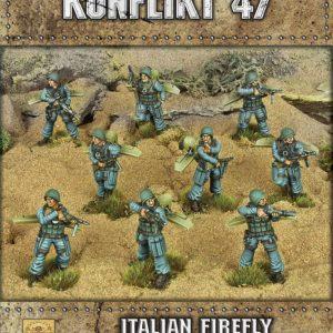 Warlord Games Konflikt '47  Italy (K47) Italian Firefly Paracadutisti Infantry Squad - 452211605 - 5060572502178