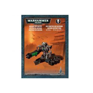 Games Workshop (Direct) Warhammer 40,000  40k Direct Orders Necron Destroyer - 99120110070 - 5011921146345