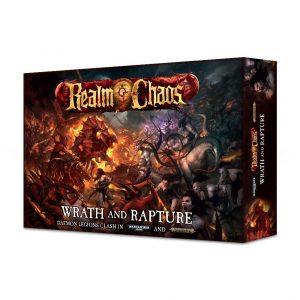 Games Workshop (Direct) Warhammer 40,000 | Age of Sigmar  Age of Sigmar Direct Orders Realm of Chaos: Wrath and Rapture (French) - 01019915001 -
