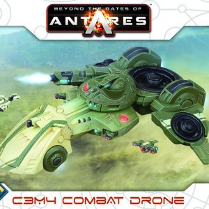 Warlord Games Beyond the Gates of Antares  PanHuman Concord C3M4 Combat Drone - WGA-CON-07 - 5060393703662