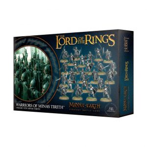 Games Workshop Middle-earth Strategy Battle Game  Good - Lord of the Rings Lord of The Rings: Warriors of Minas Tirith - 99121464016 - 5011921108343