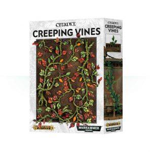 Games Workshop   Games Workshop Bases Citadel Creeping Vines - 99129999011 - 5011921087587