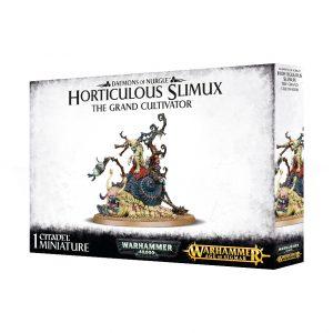 Games Workshop (Direct) Warhammer 40,000 | Age of Sigmar  Maggotkin of Nurgle Horticulous Slimux - 99129915046 - 5011921092499