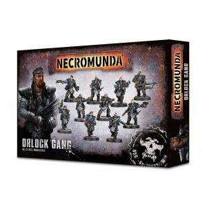Games Workshop Necromunda  Necromunda Necromunda: Orlock Gang - 99120599005 - 5011921101344