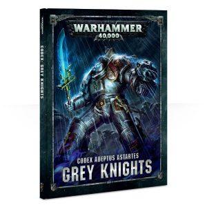 Games Workshop Warhammer 40,000  Grey Knights Codex: Grey Knights - 60030107005 - 9781785819278