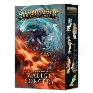 Games Workshop Age of Sigmar  Age of Sigmar Essentials Age of Sigmar: Malign Sorcery - 60120299001 - 5011921976379