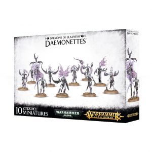 Games Workshop Warhammer 40,000 | Age of Sigmar  Hedonites of Slaanesh Daemonettes of Slaanesh - 99129915036 - 5011921085521