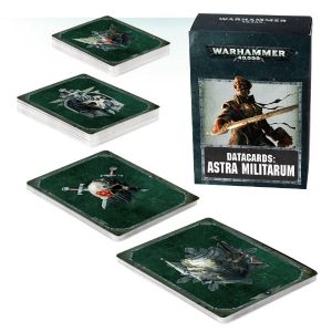 Games Workshop Warhammer 40,000  Astra Militarum Datacards: Astra Militarum - 60220105003 - 5011921090068
