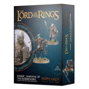 Games Workshop Middle-earth Strategy Battle Game  Good - Lord of the Rings Lord of The Rings: Eomer, Marshal of the Riddermark - 99121464030 - 5011921133239