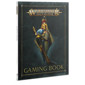 Games Workshop Age of Sigmar  Age of Sigmar Essentials Age of Sigmar: Gaming Book - 60040299082 - 9781788265324