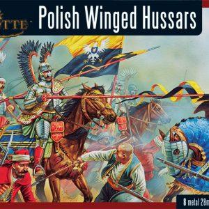 Warlord Games Pike & Shotte  Thirty Years War 1618-1648 Polish Winged Hussars - WGP-17 - 5060200844649