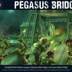Warlord Games Bolt Action  Bolt Action Extras Pegasus Bridge v2 - 409910040 - 5060393708544