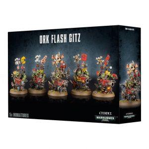 Games Workshop Warhammer 40,000  Orks Ork Flash Gitz - 99120103033 - 5011921050840
