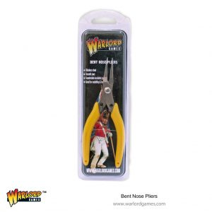 Warlord Games   Warlord Games Tools Bent Nose Pliers - 843419905 - 5060572504035