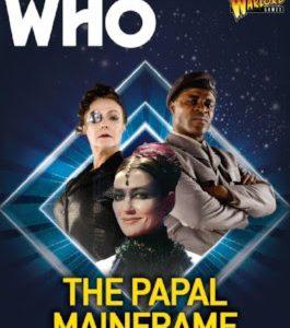 Warlord Games Doctor Who  Doctor Who Doctor Who: The Papal Mainframe - 602210136 - 5060393709497