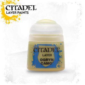 Games Workshop   Citadel Layer Layer: Ogryn Camo - 99189951031 - 5011921027606