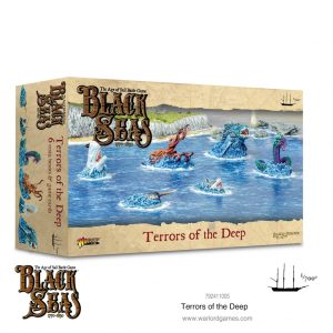 Warlord Games Black Seas  Black Seas Black Seas: Terrors of the Deep - 792411005 - 5060572506206